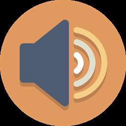 Audio Speaker Volume Icon