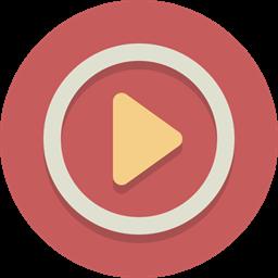 Movie Play Video Icon