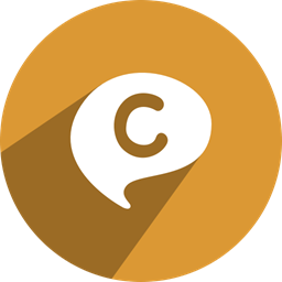 On C Chat On Chat Icon