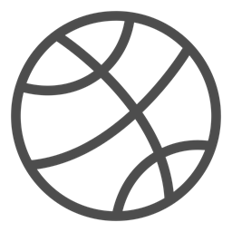 Equipment Ball Basketball Activity Game Sport Team Icon