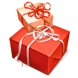 Gift Present Christmas Red Box Gift Box Icon