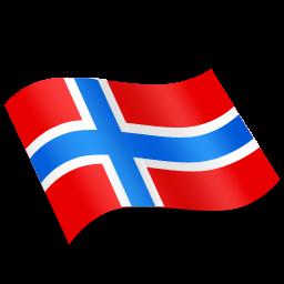 Norway Norge Icon