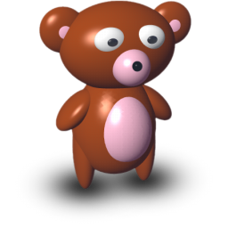 Vista Bear Icon