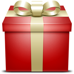 Gift Box Gift Box Red Present Icon