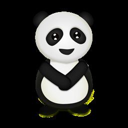 Trans Animal Panda Bear Icon