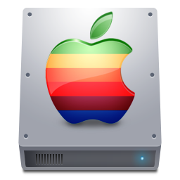 Hard Drive Apple Hdd Hard Disk Icon