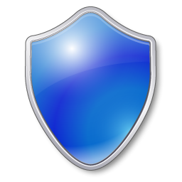 Blue Guard Protection Protect Security Shield Antivirus Icon