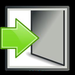 Login In Log Icon