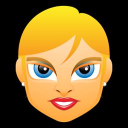 Avatar Face Icon