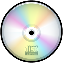 Cd Recordable Save Disc Disk Icon