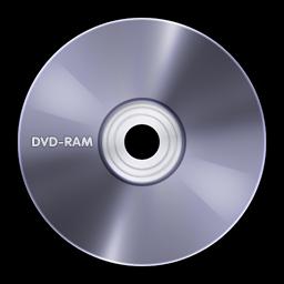 Dvd Mem Memory Disc Ram Icon