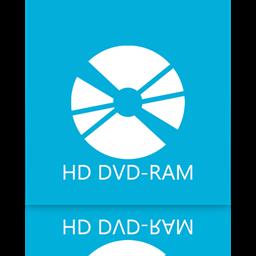 Dvd Ram Mirror Hd Icon
