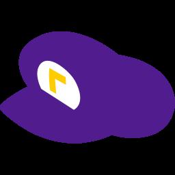 Hat Waluigi Icon