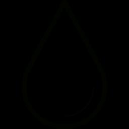 Drop Liquid Food Watering Rain Icon