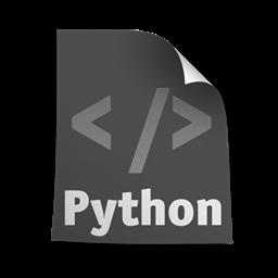 Python Page Icon