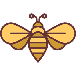 Insect Bee Fly Animal Kingdom Animals Icon