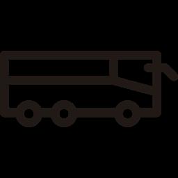 Public Transport Transport Transportation School Bus Automobile Vehicle Bus Icon