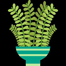 Botanical Dessert Nature Dry Plant Icon