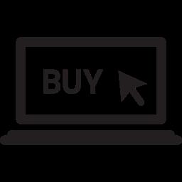 Commerce Computer Technology Laptop Online Store Online Shop Icon