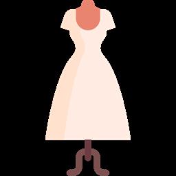 Bride Dress Wedding Beautiful Fashion Icon