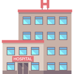 Medical Assistance Health Clinic Buildings Health Care Hospital Icon