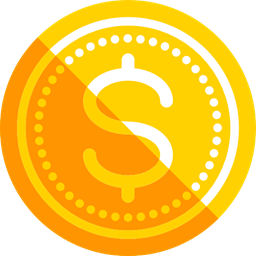 Currency Cash Business Commerce Money Coin Icon
