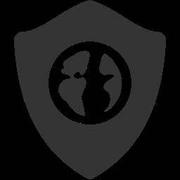 Web Shield Icon