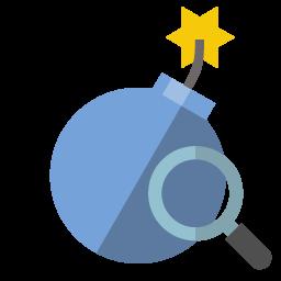 Zoom Bomb Icon