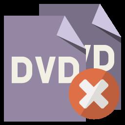 Format Dvd File Close Icon