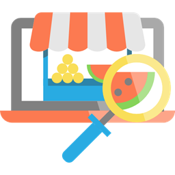 Broswer Business Website Web Page Commerce And Shopping Shopping Cart Multimedia Online Shopping Online Shop Icon