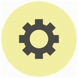 System Settings Configuration Preferences Config Gear Tool Icon