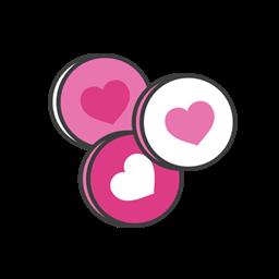 Heart Favourite Bange Fav Like Love Icon