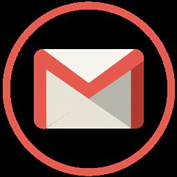 gmail, google, mail icon