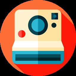 Camera Photography Technology Polaroid Photo Electronics Photograph Photo Camera Vintage Icon