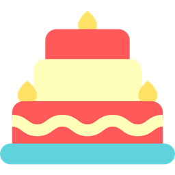 Bakery Food Food And Restaurant Baker Dessert Sweet Cake Icon