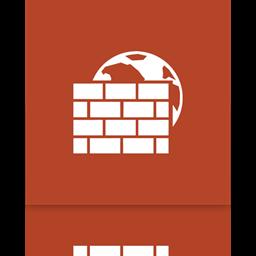 Mirror Window Firewall Icon