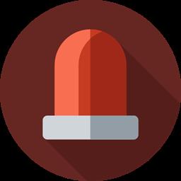 Alarm Security Danger Siren Emergency Icon