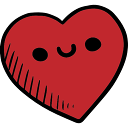 love, romantic, cute, lovely, romance, Valentines Day, Heart icon