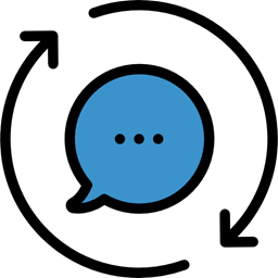 Multimedia Speech Bubble Conversation Communications Communication Chat Icon