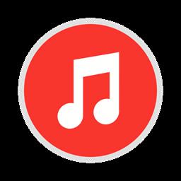 App Service Music Display Apple Store Itunes Icon
