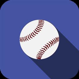 Ball Play Games Sports Baseball Icon