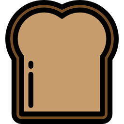 Bakery Baker Food Cereal Bread Icon