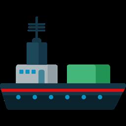 Transportation Boat Transport Ship Cruise Yacht Ships Icon