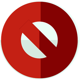 Signs Signaling Forbidden Shapes Symbol Prohibition Cancel Icon
