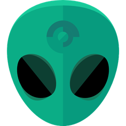Space Galaxy Extraterrestrial People User Ufo Avatar Alien Icon