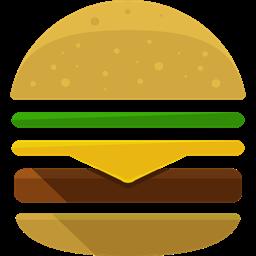 Food Fast Food Junk Food Sandwich Burger Hamburger Food And Restaurant Icon