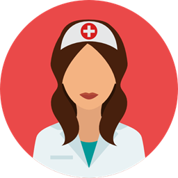 Nurse Profession Occupation Professions And Jobs People User Medical Woman Assistant Avatar Job Icon