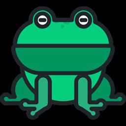 Animal Frog Zoo Animals Wild Life Animal Kingdom Icon