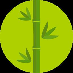 Plant Nature Bamboo Botanical Japan Icon