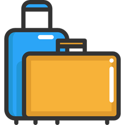 Baggage Travelling Tools And Utensils Suitcase Travel